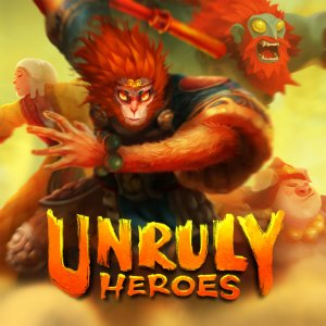 Unruly Heroes per Nintendo Switch