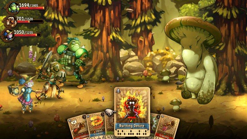 Steamworld Quest 2