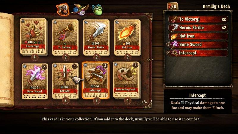 Steamworld Quest 3