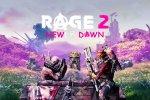 Rage 2 scherza sulle somiglianze di Far Cry: New Dawn con un'immagine spiazzante - Notizia