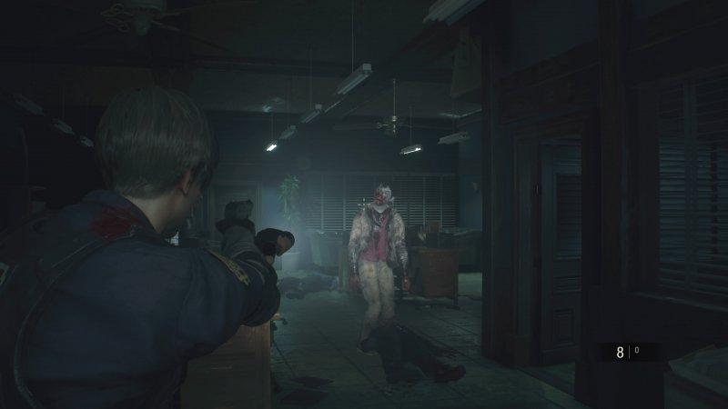 Resident Evil 2 6