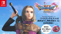 Dragon Quest XI - Streaming sulla versione Switch