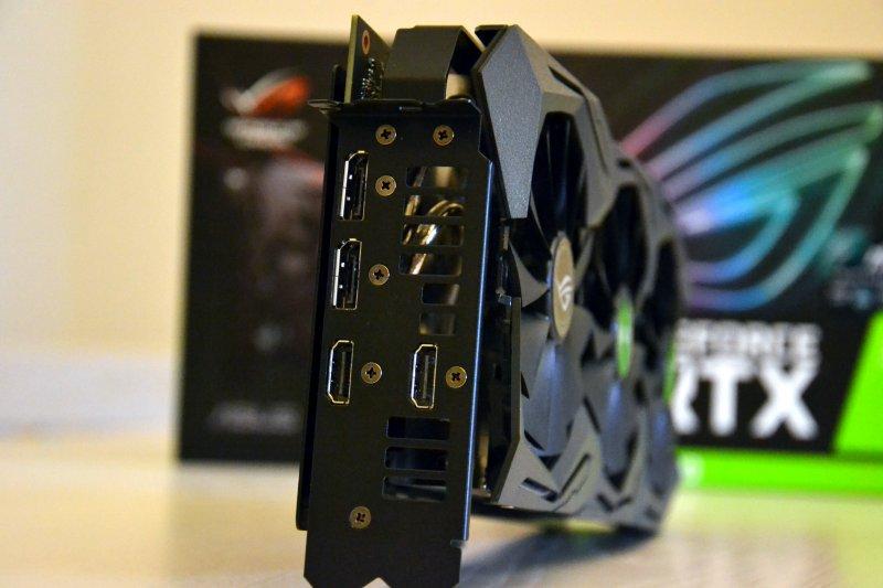 Asus Rog Strix Geforce Rtx 2060 Oc Edition