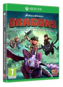 Dragons: L'Alba dei Nuovi Cavalieri per Xbox One