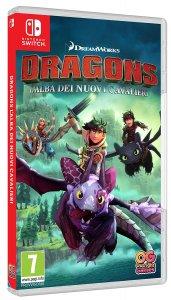 Dragons: L'Alba dei Nuovi Cavalieri per Nintendo Switch