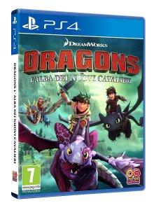Dragons: L'Alba dei Nuovi Cavalieri per PlayStation 4