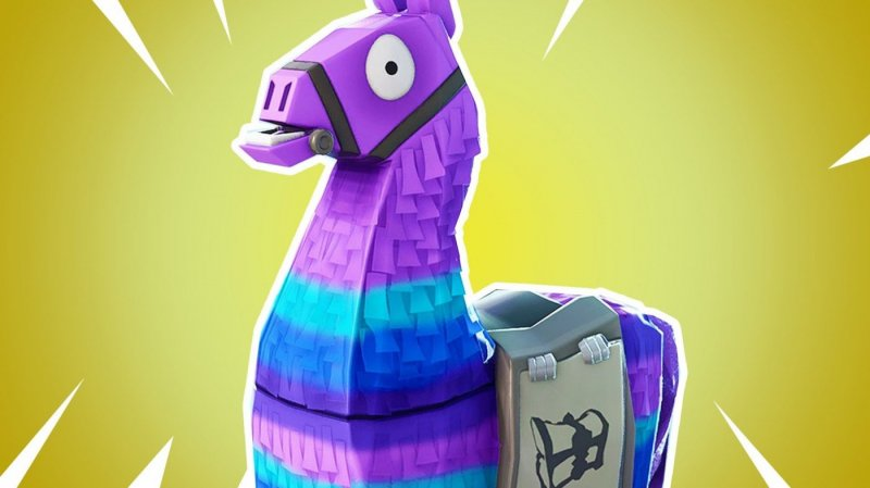 Fortnite Lama Loot Box Epic Games Modifiche 2