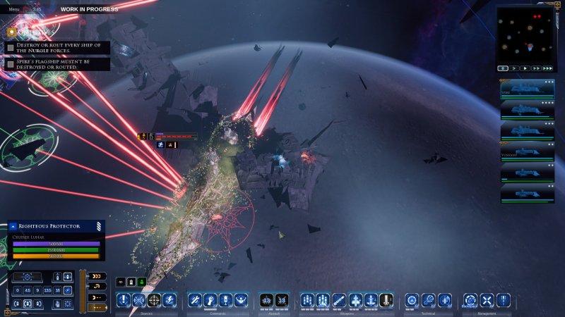 Battlefleet Gothic Armada 2 Review 5