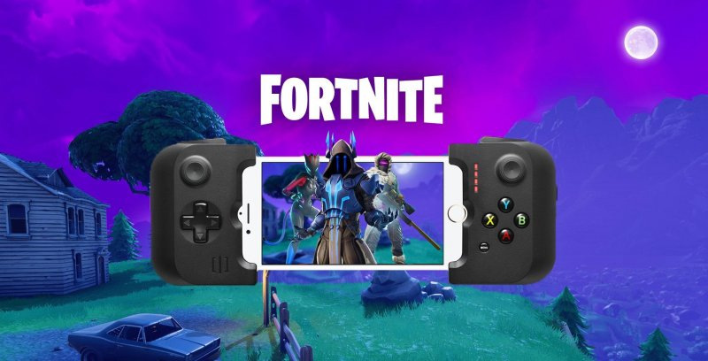 Fortnite Gamevice Controller