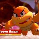 Mario Tennis Aces, il trailer del nuovo personaggio Boom Boom