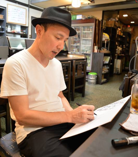 Hiroshi Matsuyamahat
