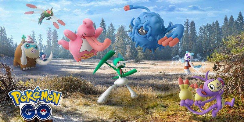 Pokemon Go Nuovi Pokemon Evoluzioni Quarta Generazione 1