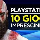 PlayStation 4: 10 giochi da avere assolutamente
