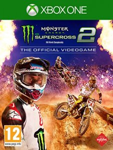 Monster Energy Supercross 2 - The Official Videogame per Xbox One