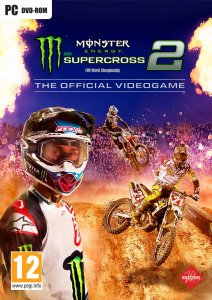 Monster Energy Supercross 2 - The Official Videogame per PC Windows
