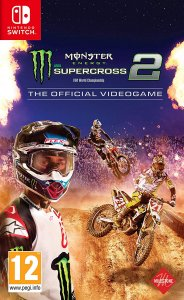 Monster Energy Supercross 2 - The Official Videogame per Nintendo Switch