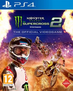 Monster Energy Supercross 2 - The Official Videogame per PlayStation 4
