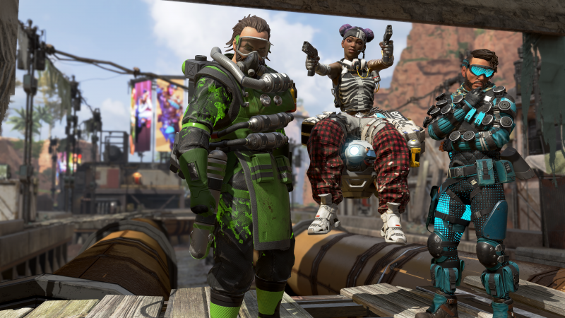 Apex Legends Battle Royale Free To Play 1