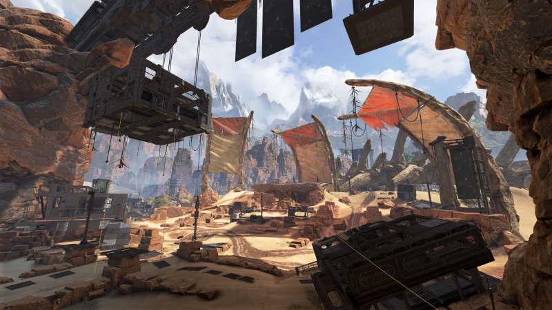 Apex Legends Battle Royale Free To Play 5