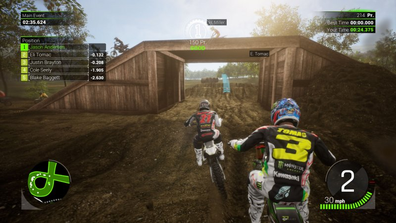 Monster Energy Supercross 2 6