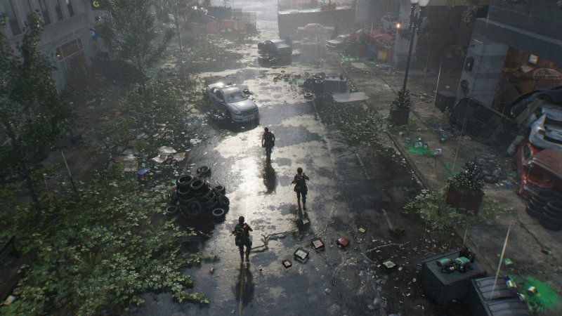 The Division 2 Campagna Pve 1