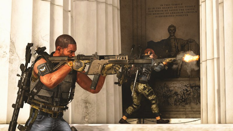 The Division 2 Campagna Pve 3