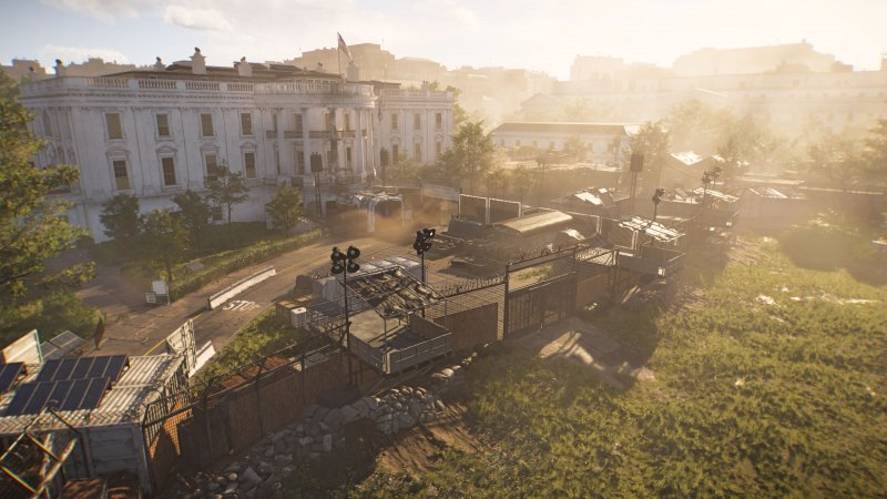 The Division 2 Campagna Pve 4