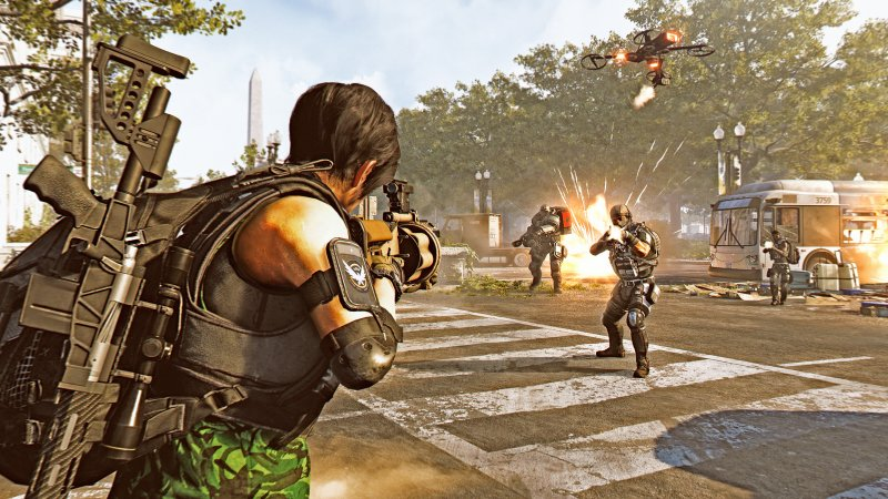 The Division 2 Campagna Pve 5