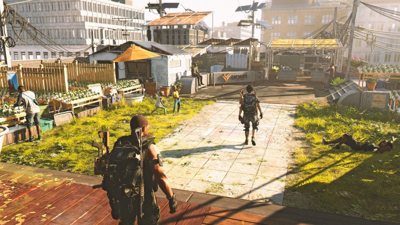 The Division 2 Campagna Pve 7