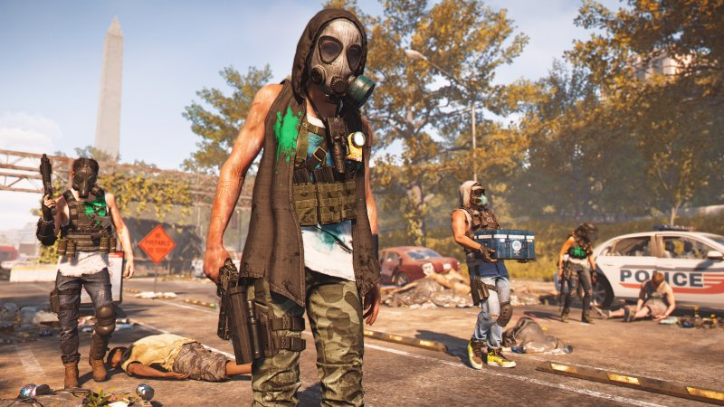The Division 2 Campagna Pve 9
