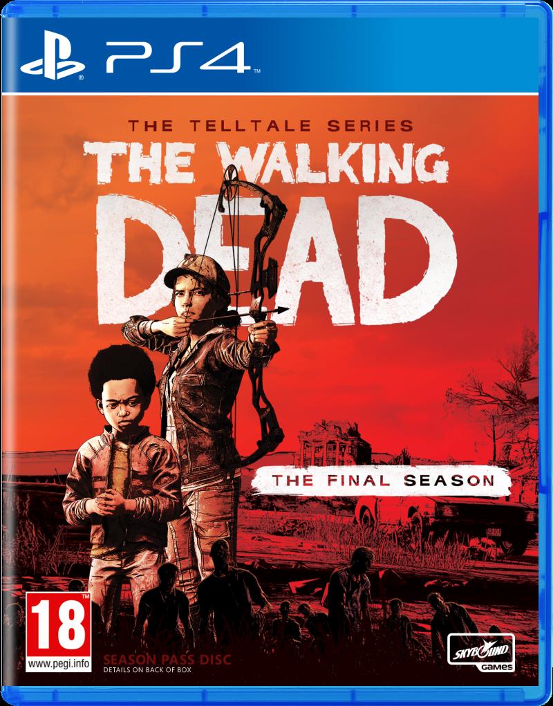 The Walking Dead Final Season Retail