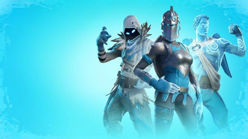 Fortnite Frozen Legends Disponibile 1