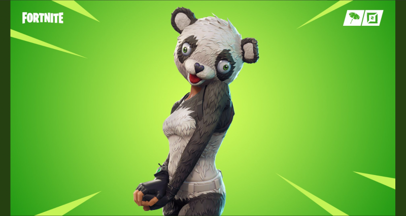 Fortnite Leader Squadra Panda 1