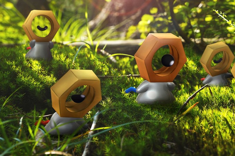 Pokemon Go Meltan Shiny Cromatico Evento 1