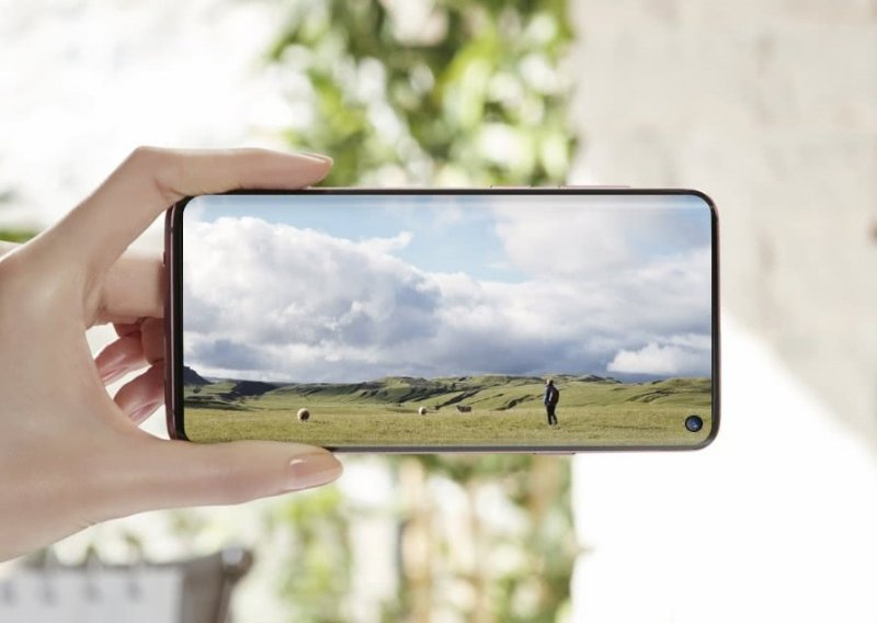 Samsung Galaxy S10 Registrare Video 4K 1