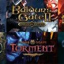 Baldur's Gate, Neverwinter Nights, Icewind Dale e Planescape: Torment in uscita su console