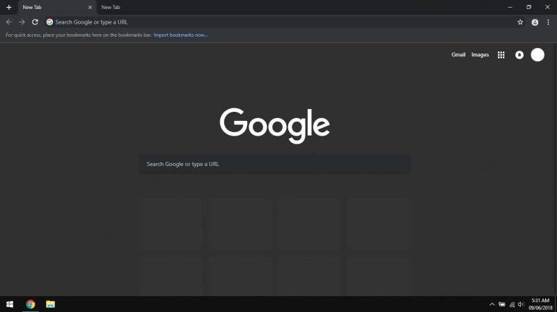 Google Chrome Dark Mode Modalita Scura 1
