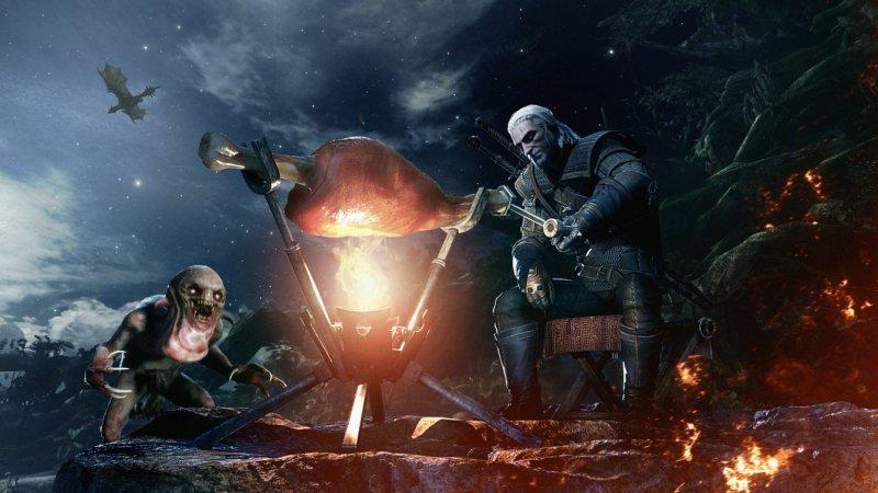 Monster Hunter World Witcher 3 Geralt Ds1 1340X1340