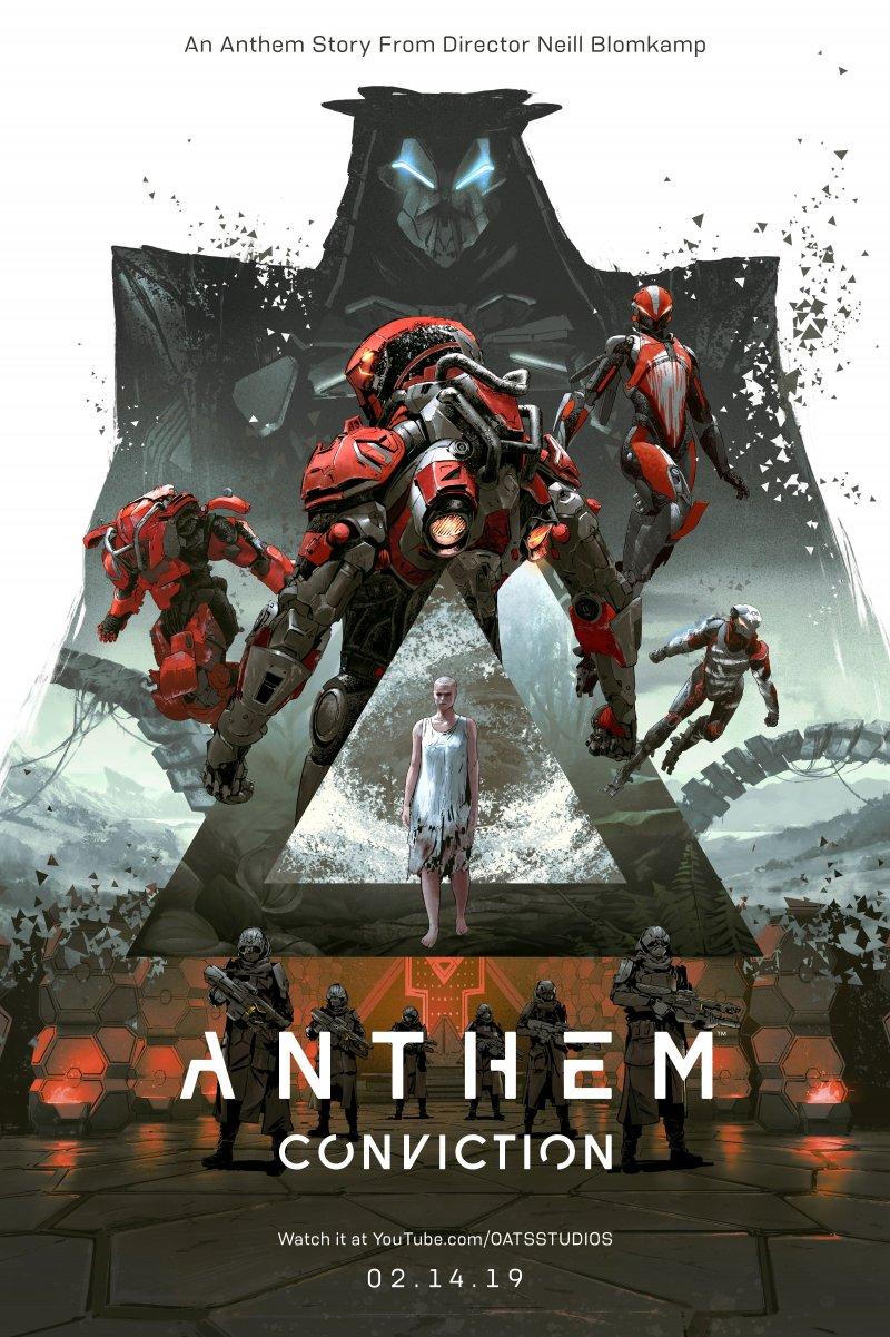 Anthem Conviction Live Action Trailer