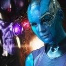 Avengers 4: Endgame, la mano sulla spalla di Tony Stark non è di Nebula?