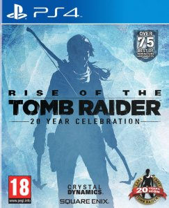 Rise of the Tomb Raider: 20 Year Celebration per PlayStation 4