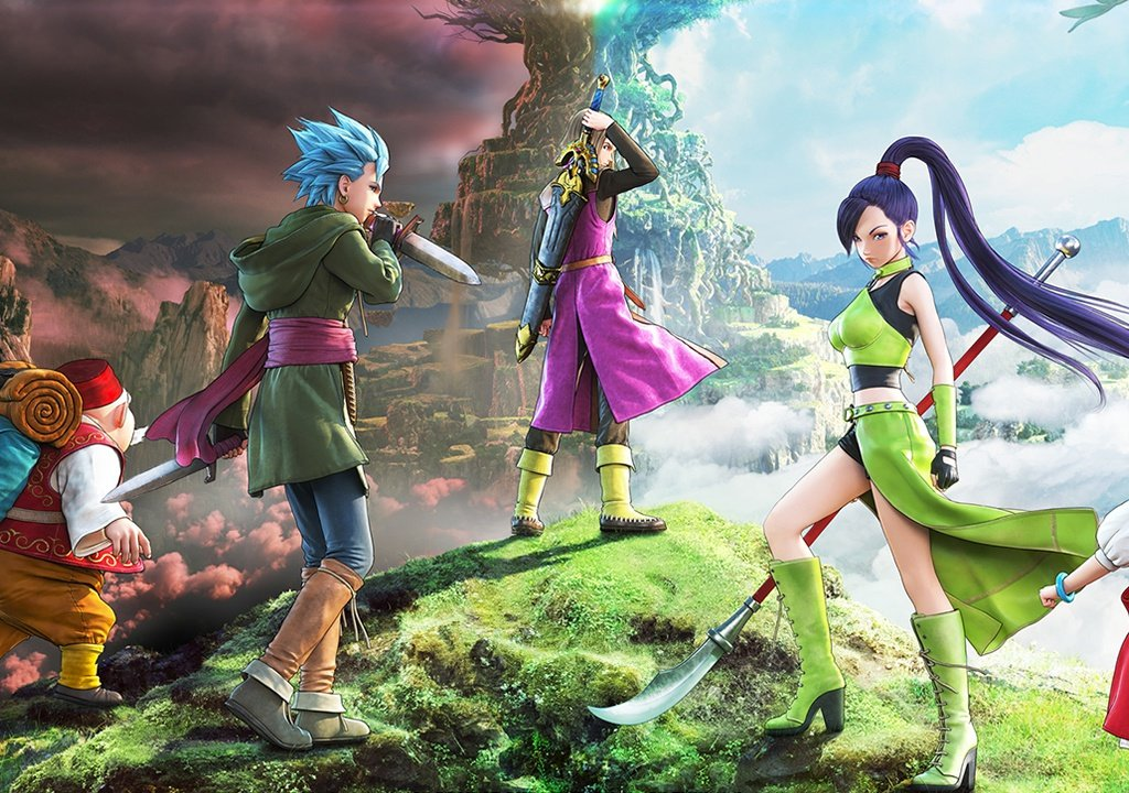 Dragon Quest 11 original deleted with the arrival of the new version, furious users