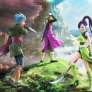 Dragon Quest XI S: video di gameplay, frame rate e confronto con PC