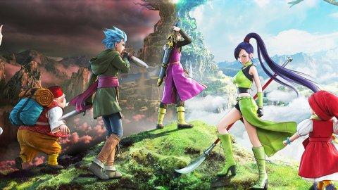 Xbox Game Pass, altri Dragon Quest potrebbero essere in arrivo