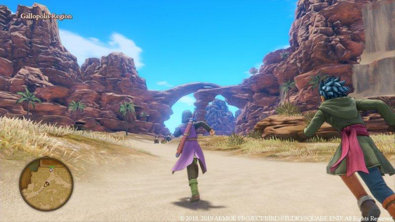 Dragon Quest Xi Nintendo Switch 03