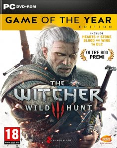 The Witcher 3: Wild Hunt - Game of the Year Edition per PC Windows