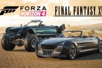Forza Horizon 4: l'auto Regalia di Final Fantasy XV si mostra in video - Video
