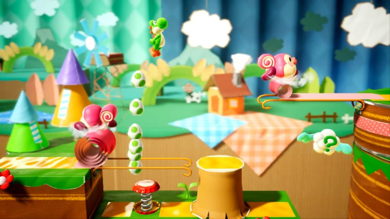 Yoshi Crafted World 13