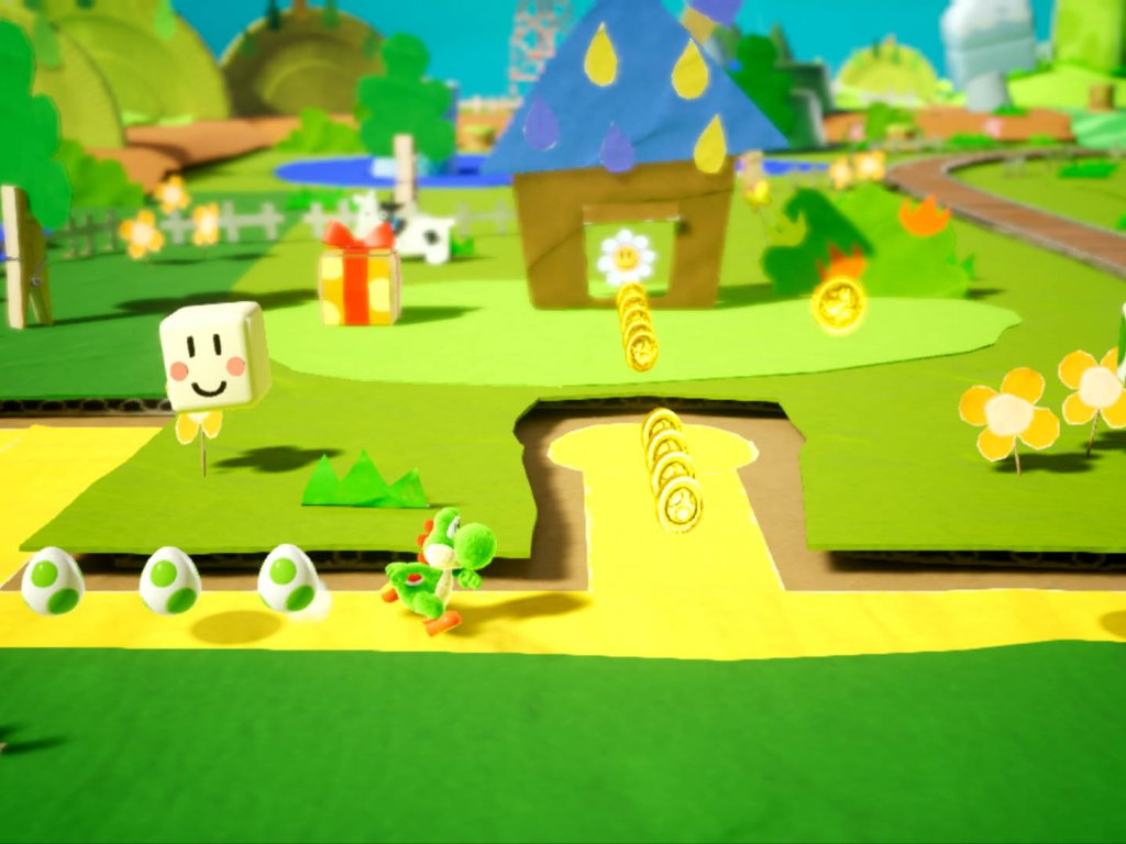 Nintendo Switch: Yoshi's Crafted World team is working on a particular action game