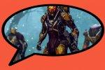 Anthem e le prime recensioni: si mette male per la nuova creatura BioWare? - Notizia